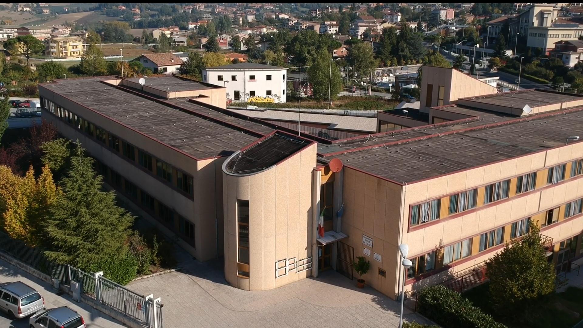 scuola primaria e secondaria colozza